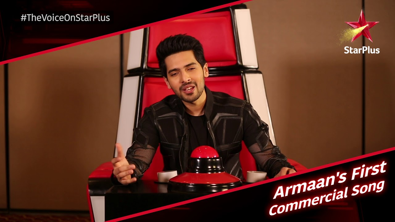 The Voice   Armaan's First Song