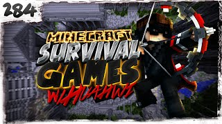 Minecraft Survival Games w/ Huahwi #284: Bow Lock