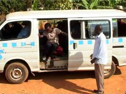 Kansiime Anne The Taxi Conductor.