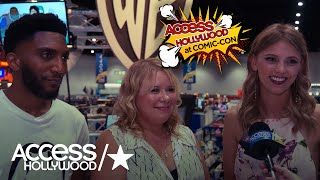 """At Comic-Con 2017, """"The Originals'"""" Yusef Gatewood, Executive Producer and Showrunner Julie Plec and Riley Voelkel tell Access Hollywood what they're looking forward to in the show's final season.» SUBSCRIBE: http://bit.ly/AHSub» Visit Our Website: http://www.AccessHollywood.com/Get More Access Hollywood:Facebook: https://www.facebook.com/AccessHollywoodTwitter: https://twitter.com/accesshollywoodInstagram: http://instagram.com/accesshollywoodSnapchat: OfficialAccessAbout Access Hollywood:""""Access Hollywood"""" is a nationally syndicated daily entertainment news show. """"Access Hollywood"""" delivers the most comprehensive coverage of entertainment news and personalities on television, featuring in-depth celebrity interviews and behind-the-scenes accounts of the most important events in Hollywood.'The Originals': Yusef Gatewood, Julie Plec & Riley Voelkel On The Final Season  Access Hollywoodhttps://youtu.be/TdbUGBHTYDkAccess Hollywoodhttps://www.youtube.com/user/AccessHollywood"""