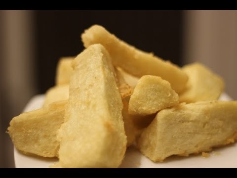How to make Fried Yam- Dundun