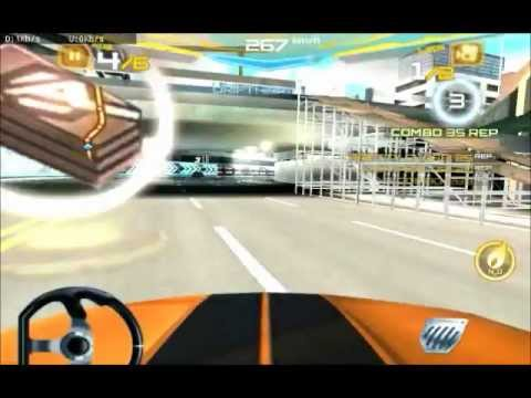Asphalt 7:Heat - gameplay