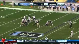 Aaron Donald vs UNC (2013)