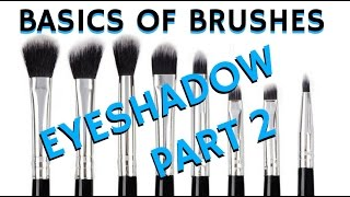 Let me teach you about THE BASICS OF BRUSHES in my new Makeup Tutorial for Beginners Series Guide! In Part 2 I am showing you my MUST HAVE MAKEUP BRUSHES FOR...