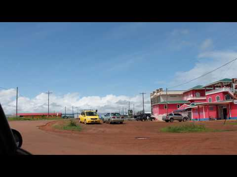 Lethem #Guyana - Part 7 # Brazil # Mountain Roraima | Guyana Village Girl | Dina Radica - Films