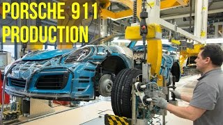 Video Porsche 911 Production MP3, 3GP, MP4, WEBM, AVI, FLV Agustus 2019