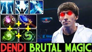 Video DENDI Dota 2 [Zeus] Brutal Magic Damage with Double Refresher MP3, 3GP, MP4, WEBM, AVI, FLV Juni 2018