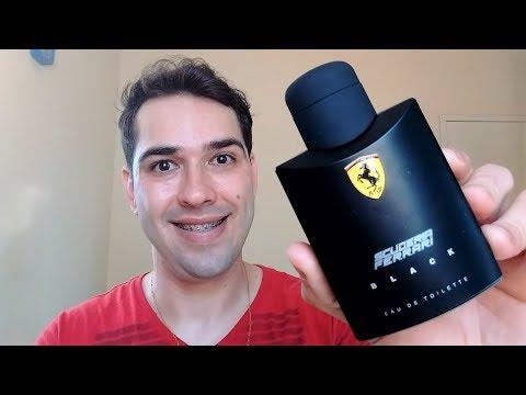 Perfume Ferrari Black - Ferrari (Resenha)