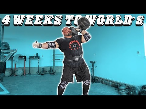 TRAINING INTENSITY IS GOING UP | COUNT DOWN TO WORLD'S!