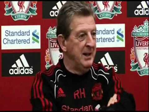 Roy Hodgson On Liverpool Football Club