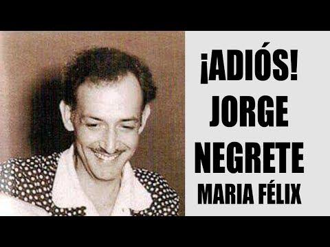 "MARÍA FÉLIX VLOGS # 26 ""DESPEDIDA A JORGE NEGRETE MUERTE POR CIRROSIS HEPÁTICA"
