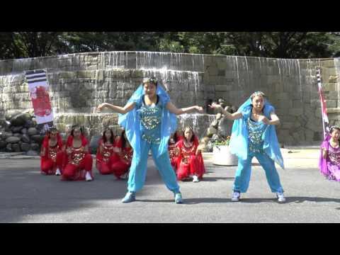 第2回東京舞祭「秋」 昭島市立瑞雲中学校ダンス部  <フリースタイル>