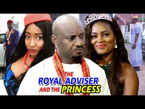 The Royal Adviser & The Princess Season 5 & 6 (NEW MOVIE) Yul Edochie 2019 Latest Nigerian Movie