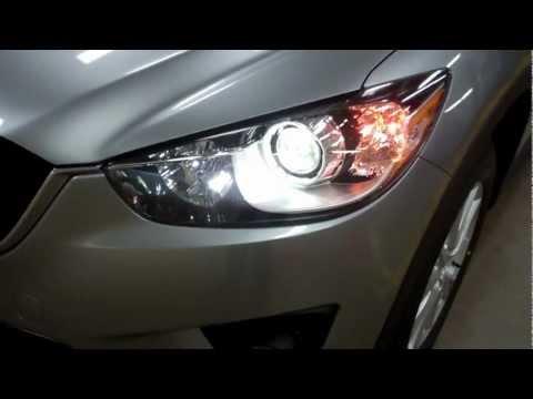 2013 Liquid Silver Mazda CX-5 AWD Touring