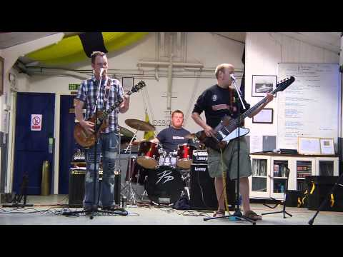 Primal Scream - Rocks (get your rocks off) - Full Band Cover