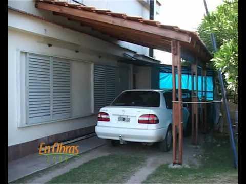 En Obras TV Canal 10 arquitectura y construcción emitido 11 04 09 Córdoba Argentina