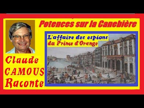 Potences sur la Canebière :