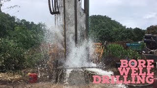 Video Bore Drilling Machine for deep well In Agribuzz Farm MP3, 3GP, MP4, WEBM, AVI, FLV November 2018