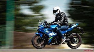 3. 2018 Suzuki GSX250R Review   First Ride
