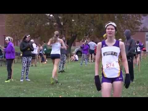 Women's Cross Country at the 2015 Plansky Invitational