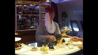 Video Emirates Business Class - Dubai to Sydney (EK 414) - Airbus A380-800 MP3, 3GP, MP4, WEBM, AVI, FLV Juni 2019