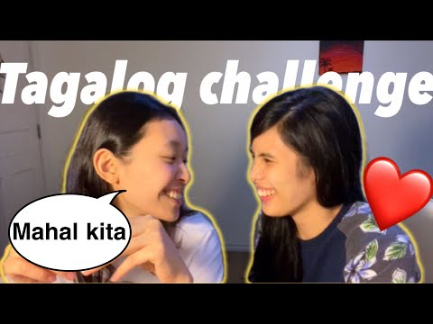 "Jemay and Ana - Vlog #40 ""TEACHING MY GF SOME SWEET WORDS❤️"""