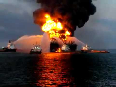 BP oil disaster -
