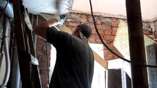 Изготовление бетонной лестницы. ч.2