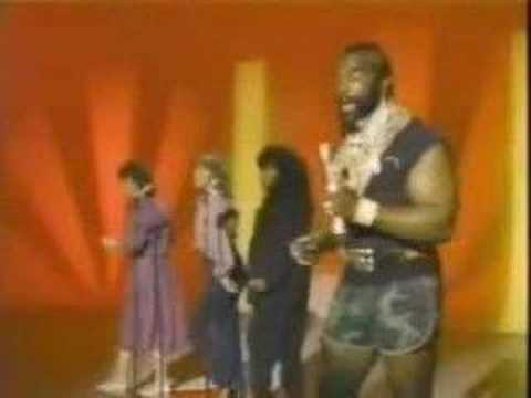 Treat Your Mother Right by Mr T