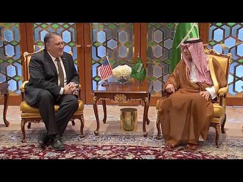 Syrienkrise und Irandeal: Pompeo reist in den Nahen ...