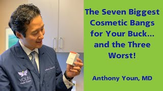 Video 7 Biggest Cosmetic Bangs for the Buck and 3 of the Worst MP3, 3GP, MP4, WEBM, AVI, FLV Maret 2019