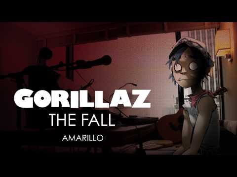 Gorillaz - Amarillo - The Fall