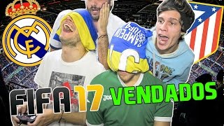 Video REAL MADRID vs ATLETICO MADRID | Champions 2017 | FIFA 17 VENDADOS MP3, 3GP, MP4, WEBM, AVI, FLV Juli 2017