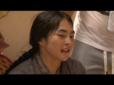 EXO XIUMIN, 'Seondal: The Man Who Sells The River' Laughter Bloom NG MOVIE (엑소, 시우민, 봉이 김선달) [통통영상]