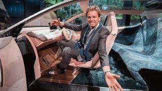 Video CRAZY BMW CONCEPT CAR & MKBHD AT CES   NICO ROSBERG   eVLOG MP3, 3GP, MP4, WEBM, AVI, FLV Mei 2019
