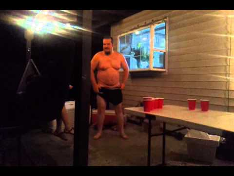 Fourth of July – Ultimate Beer Pong – Extra Balls – July 4th !!! NAKED