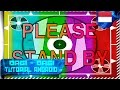 Cara Edit TV Rusak ( PLEASE STAND BY ) | Tutorial Android #69 | BAGI-BAGI #5