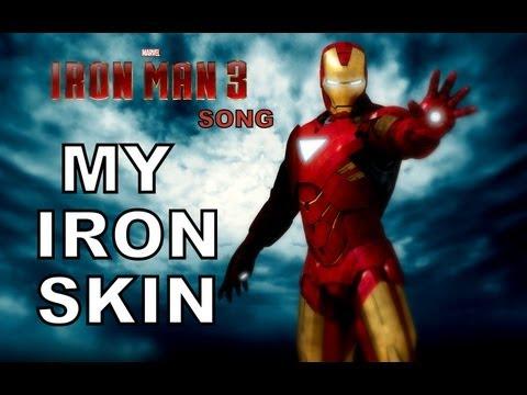 Tekst piosenki Miracle Of Sound - My Iron Skin po polsku