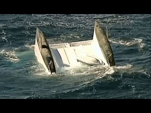 Three people killed in catamaran accident near Newcastle
