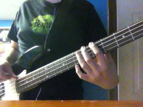 Gravity - Note for Note John Mayer Bass Cover