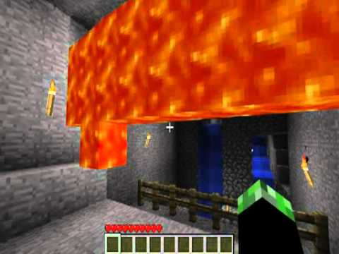 【Minecraft】ダンジョンを作ってみたⅢ【Made a  Dungeon】