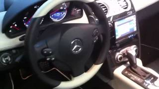 Mercedes Mclaren Super car hooked up