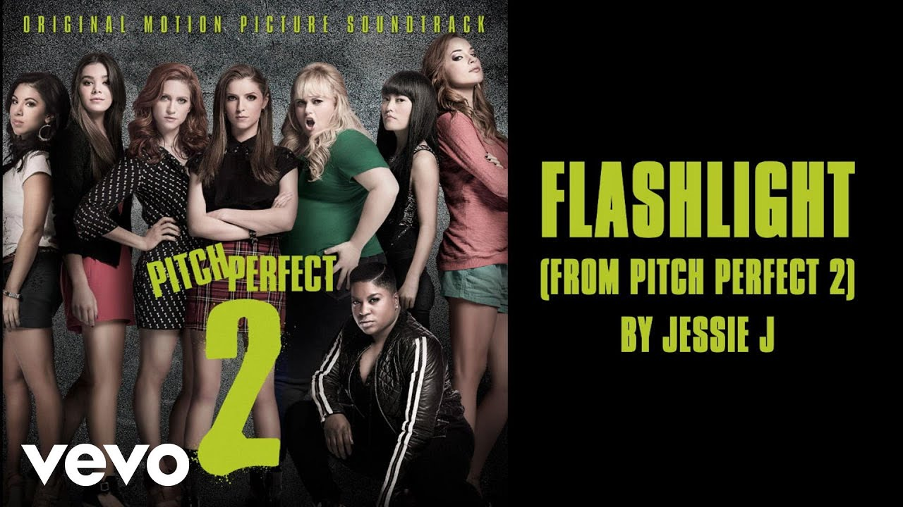 Jessie J – Flashlight (from Pitch Perfect 2) (Lyric Video) #Música