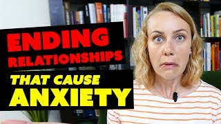 Being in abusive or toxic relationships can be hard, but what can be harder is getting out of them as unscathed as possible. Today I talk about how to navigate through those nasty situations and be okay. If you don't remember anything from this video, the one thing I hope you take away is that you don't have to ever get back in contact with them. I know we may feel like we need to say sorry or make amends so we can move on, but if that isn't emotionally safe, we don't have to. We can process through the struggles and upsets of the relationship in therapy without having to engaging with them again. Today's question:How do we go about resolving issues (that might lead to anxiety in the background) with others when we don't really want that person in our life anymore? I'm going through a lot of change – and past relationships are causing anxiety – but I don't want to rekindle or put my energy back into those relationships. I want to say sorry where needed, and in a gentle manner 'end' the relationship. This is especially tricky with many narcissistic types in my life – and I find it's hard speaking to them without giving 'proof' of your rejection of them. (Also, something I don't want to do is hurt them or restart the emotional abuse cycle).My self hate video: https://youtu.be/-JQqJfNAliw----------------------------------------------------------------------------------------------------------------****PLEASE READ****If you or someone you know is in immediate danger, please call a local emergency telephone number or go immediately to the nearest emergency room.------------------------------------------BIG THANK YOU to my Patreon Patrons!  Without you, I couldn't keep creating videos. xoxo https://www.patreon.com/katimorton---------------------------------------------------------I'm Kati Morton, a licensed therapist making Mental Health videos - Depression, Eating Disorders, Anxiety, Self-Harm and more! Mental health shouldn't have a stigma attached to it. You're worth t