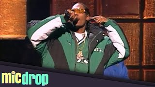 "Snoop Dogg ""Upside Ya Head"" LIVE Performance -  MicDrop"