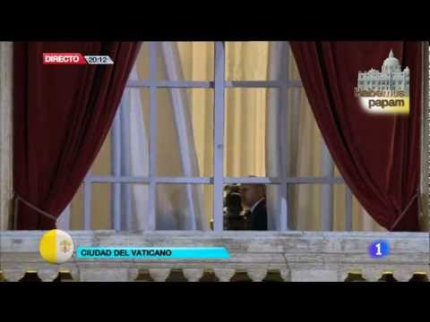 El Cardenal Bergoglio ha sido elegido Papa: Francisco I