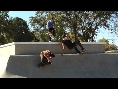 Corning Skatepark Sneak Peek