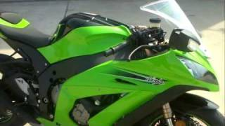 7. Overview and Review: 2011 Kawasaki ZX10R Ninja ABS with Traction Control!