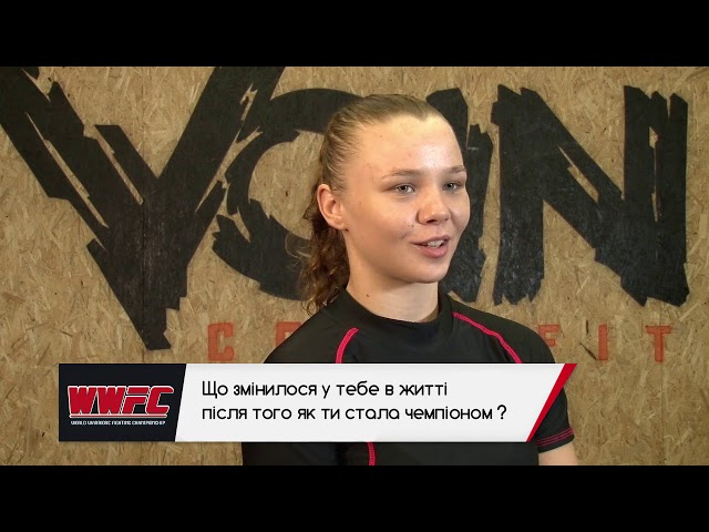 Open training and interview with Svetlana Gotsik