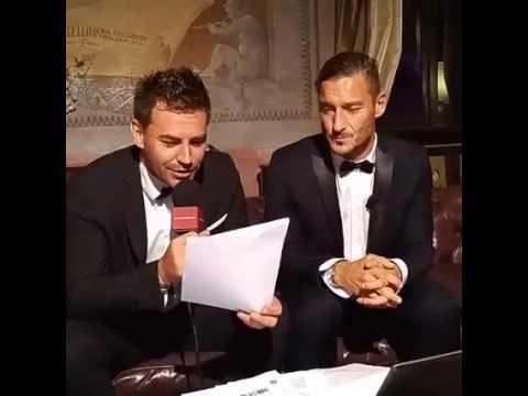 #Totti40 – La diretta FB di Francesco per il suo compleanno